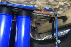 iSpring-3-Stage-whole-house-water-filter-crawlspace-4